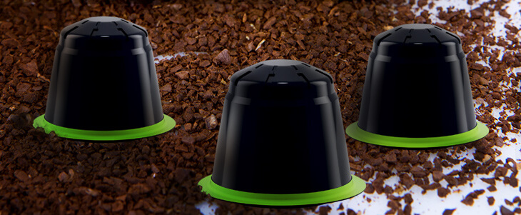 Capsule Pack Cofee Capsule Packer