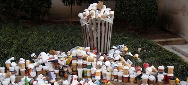 Coffee pods are killing our environment