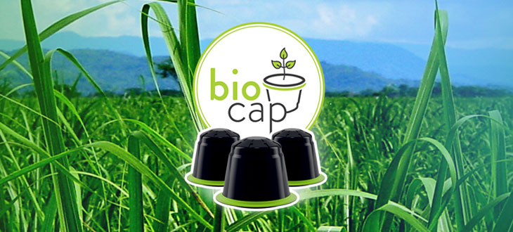 Next Generation Biodegradable Coffee Capsules